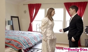 Pervy parents ahead to bro cum dominant his stepsis - my horizon pies s4:e3
