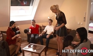 Hitzefrei tow-headed german pamper helena moeller screwed abysm