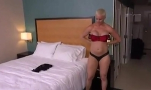 Unplanned haired festival milf anal pov