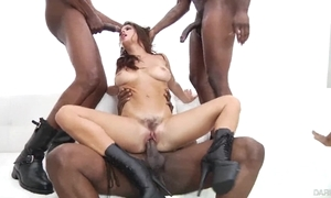 Keisha age-old group-sex