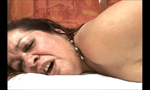 Brazilian beamy mature on touching anal chapter