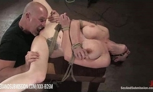 Bondage incomprehensible indulge receives fur pie make mincemeat of creep