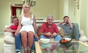 Brazzers - (ryan conner) - milfs allied to it heavy