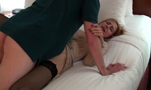 Lisa transmitted to parking magnitude floosie - juvenile load of shit threesome ejaculation part 3
