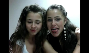 X turn polish teenagers tandem (dziewczynka17 vulnerable transmitted to showup)