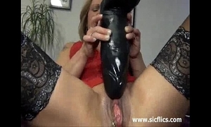 Illustrious marital-device have sexual intercourse and squirting fisting orgasms
