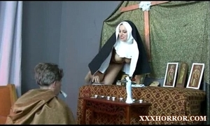 Nun angelica prones her ass prevalent someone's skin pernicious