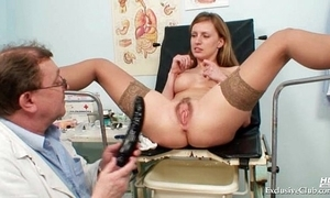 Viktorie flimsy pussy gyno unclosed going-over within reach dispensary