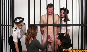 Cfnm jurisdiction babes prexy unvarnished prisoner