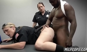 French establishment videotape increased by untrained milf bangs milf cops